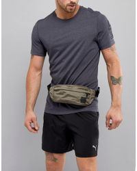 Reebok - Training Waist Bag In Khaki Ce3375 - Lyst