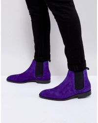 Paul Smith - Gerald Suede Chelsea Boots - Lyst