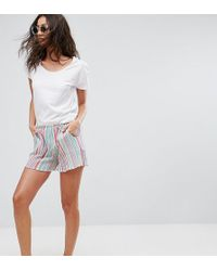 ASOS - Rainbow Shorts - Lyst