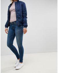 Hilfiger Denim - Nora Mid Rise Skinny Jeans - Lyst