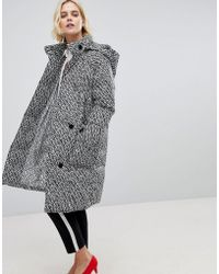 Whistles - Limited Printed Jacket - Lyst