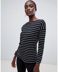 Finery London - Stonebeck Stripe Sweatshirt - Lyst