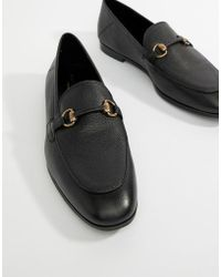 Kurt Geiger - Leather Loafers - Lyst
