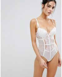 Ann Summers - Paige Bridal Body - Lyst