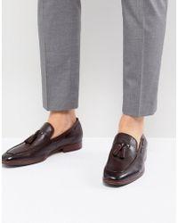 ALDO - Zoacien Tassel Loafers In Brown - Lyst