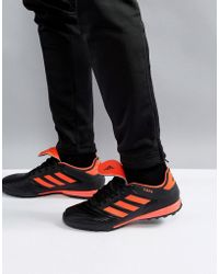 Adidas ACE Tango indoor Football Trainers Lyst en negro para hombres