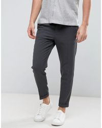 Casual Friday - Pleated Front Trousers - Lyst