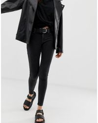 Cheap Monday - Mid Spray Skinny Jeans - Lyst