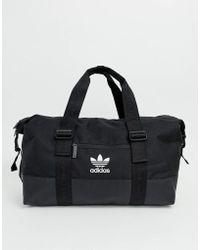 adidas Originals - Travel Bag In Black - Lyst