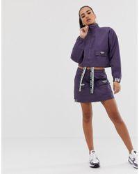 0834661878 adidas Originals Originals Adicolour Mini Bodycon Skirt With 3 ...