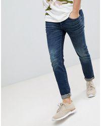G-Star RAW - 3301 Deconstructed Slim Jean Medium Aged - Lyst
