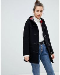 Gloverall - Mid Length Duffle Coat - Lyst