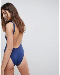 Vitamin A - Open Back Swimsuit - Lyst