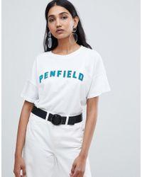 Penfield - Good Logo T-shirt - Lyst