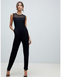 b213cb06b274 Lyst - Women s French Connection Jumpsuits