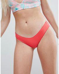 Rip Curl - Rip Curl Classic Surf Mix And Match Cheeky Bikini Pant - Lyst