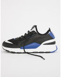 9e419a0c1cb PUMA - Rs-0 Sound Trainers In Black 36689002 - Lyst