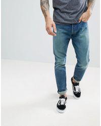 Polo Ralph Lauren - Sullivan Slim Fit Stretch Jeans In Mid Vintage Wash - Lyst
