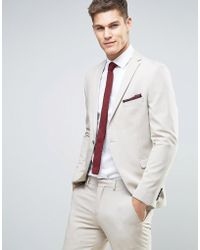 SELECTED - Wedding Skinny Suit Jacket - Lyst