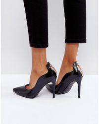 Little Mistress - Point High Heels - Lyst