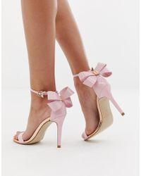 63c3afd5f6e0e9 Lyst - Women s Ted Baker Sandal heels Online Sale