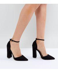 ASOS - Pebble Pointed High Heels - Lyst