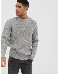 good quality reasonably priced speical offer Pull en maille - Gris