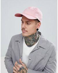 Levi's - Mini Batwing Baseball Cap In Pink - Lyst