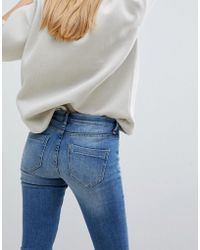 Blend She - Moon May Skinny Jeans - Lyst