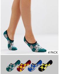 Vans X Harry Hogwarts Canoodle 3 Pack Socks