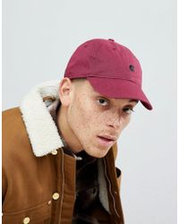 Carhartt WIP - Madison Cap In Mulberry - Lyst