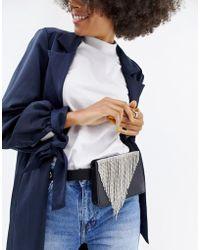 ASOS - Diamante Purse Jeans Belt - Lyst
