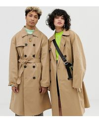 Collusion Trench-coat unisexe