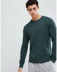 Tommy Hilfiger - Cable Knit Jumper - Lyst