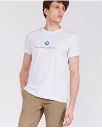 Aspesi - Jersey T-shirt Polyfem - Lyst