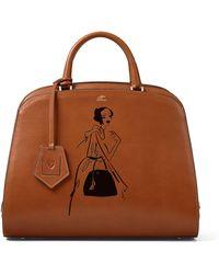Aspinal - Giles X Aspinal Hepburn Bag - Lyst