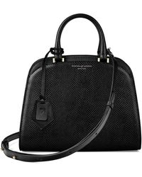 Aspinal - The Mini Hepburn Bag - Lyst