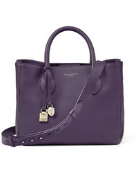 Aspinal - The Midi London Tote - Lyst