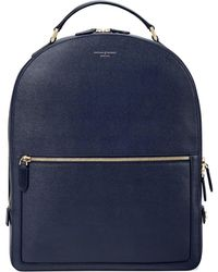Aspinal - Large Mount Street Backpack - Lyst
