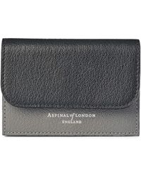 Aspinal of London - Accordion Credit Card Holder - Lyst