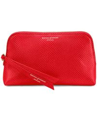 Aspinal - The Small Essential Cosmetic Case - Lyst
