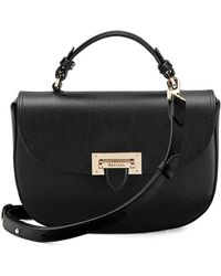 Aspinal - Saddle Bag - Lyst