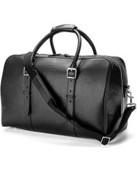 Aspinal - Harrison Weekender Travel Bag - Lyst