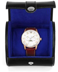 Aspinal - Travel Watch Roll - Lyst