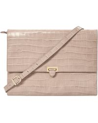 Aspinal - City Document Case - Lyst