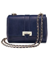 Aspinal - Letterbox Chain Bag - Lyst