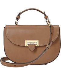 Aspinal - The Letterbox Saddle Bag - Lyst