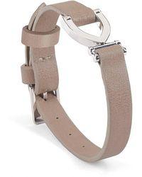 Aspinal - Stirrup Bracelet - Lyst