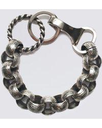 Martine Ali - Texture Link Bracelet - Lyst