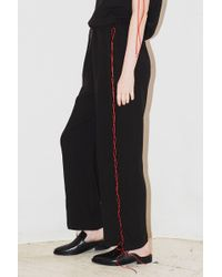 Assembly - Drawstring Pant With Ties - Lyst